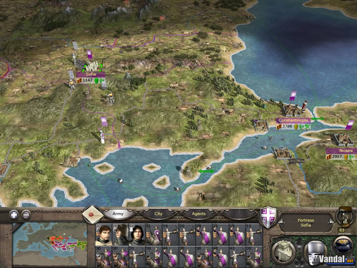 How To Build A Port In Medieval  Total War