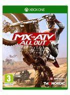 Carátula MX vs ATV All Out para Xbox One
