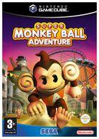 Carátula Super Monkey Ball Adventure para GameCube