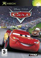 Carátula Cars para Xbox