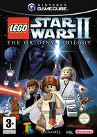 Carátula LEGO Star Wars 2: The Original Trilogy para GameCube