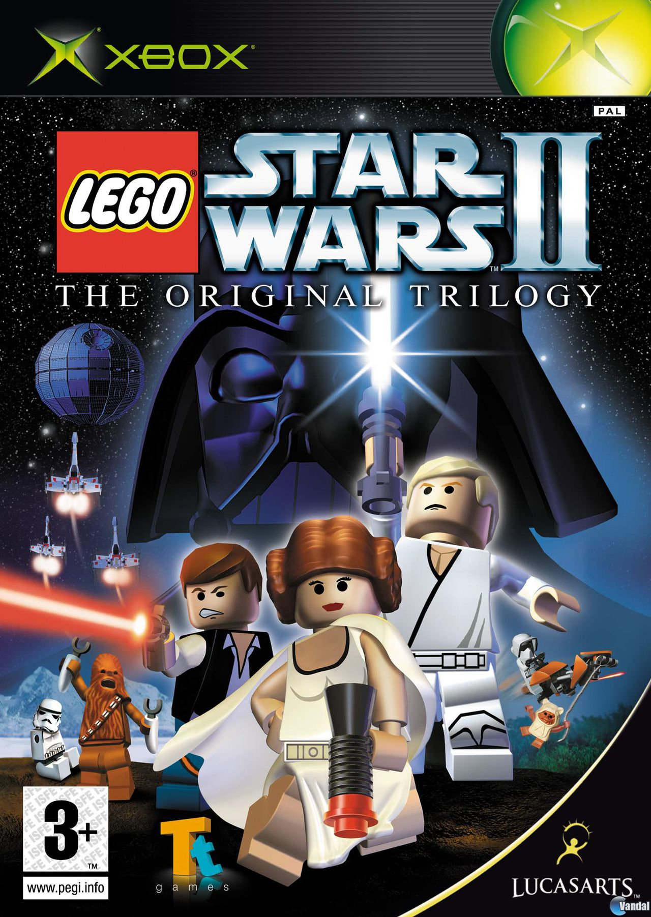 Trucos Lego Star Wars 2 The Original Trilogy Xbox Claves Guias
