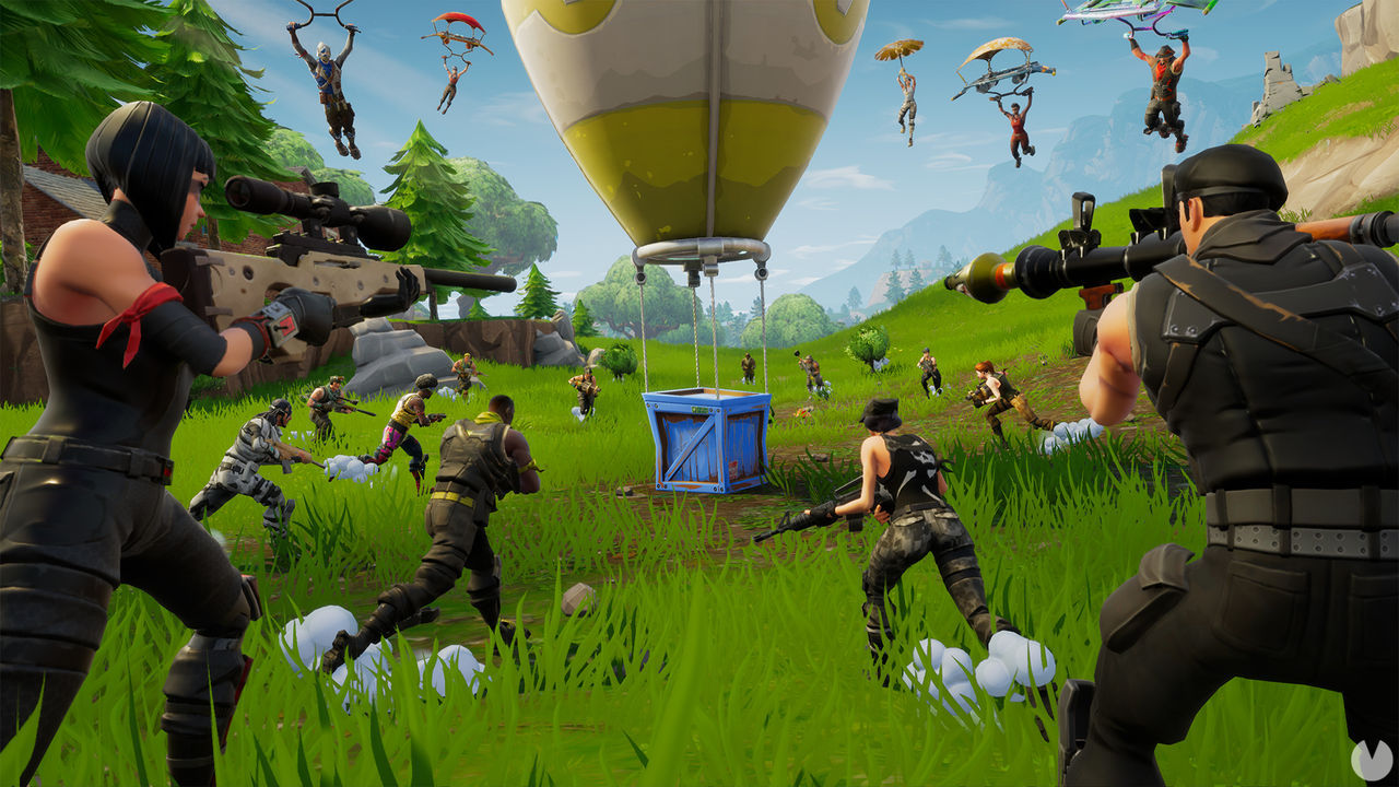 Fortnite will bring together more than 8.3 million simultaneous players