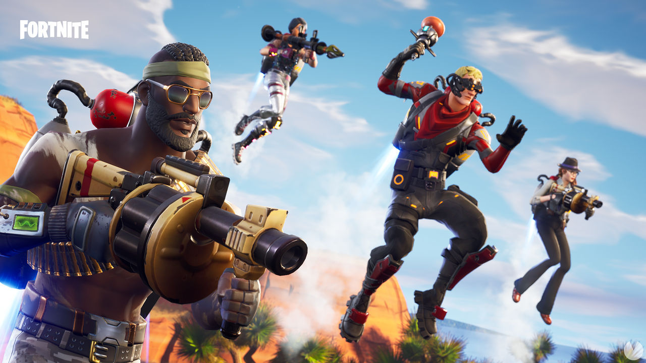Fortnite will eliminate the deployment of the parachute from heights high