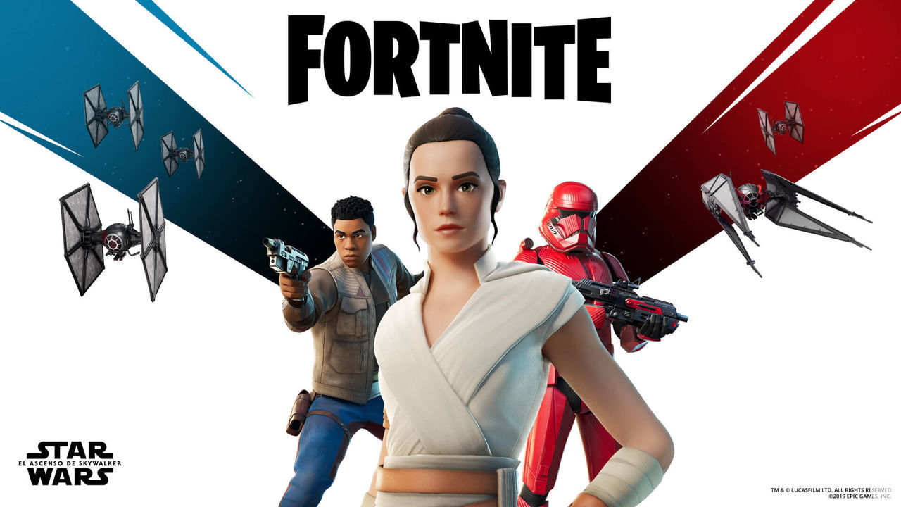 Fortnite: Users lose the achievements of the event of Star Wars and Epic looking to fix it