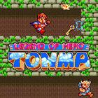 Carátula Legend of Hero Tonma CV para Wii U