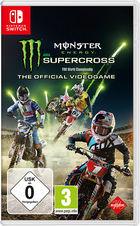 Carátula Monster Energy Supercross - The Official Videogame para Nintendo Switch