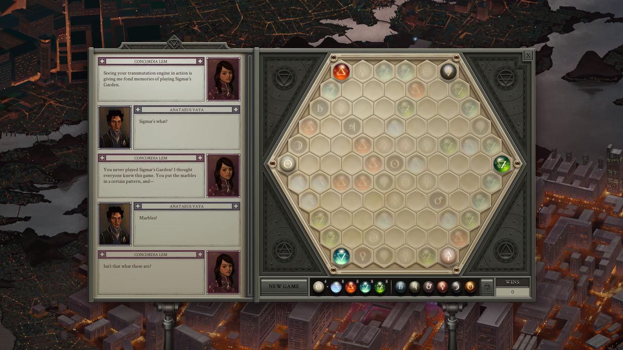 El juego de puzles Opus Magnum no se sumará a GOG
