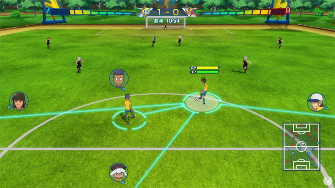 Level-5 expected to Inazuma Eleven Ares debut in around may of 2019