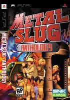 Metal Slug Anthology para PSP