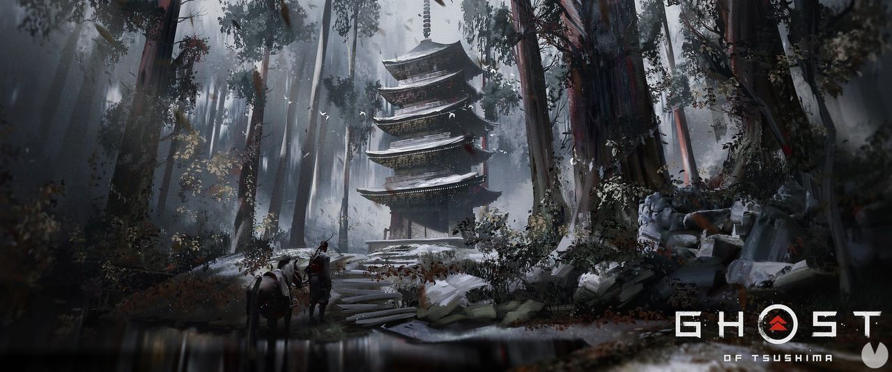 Ghost of Tsushima: Así ha sido el proceso de creación de su banda sonora