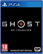 Carátula Ghost of Tsushima para PlayStation 4