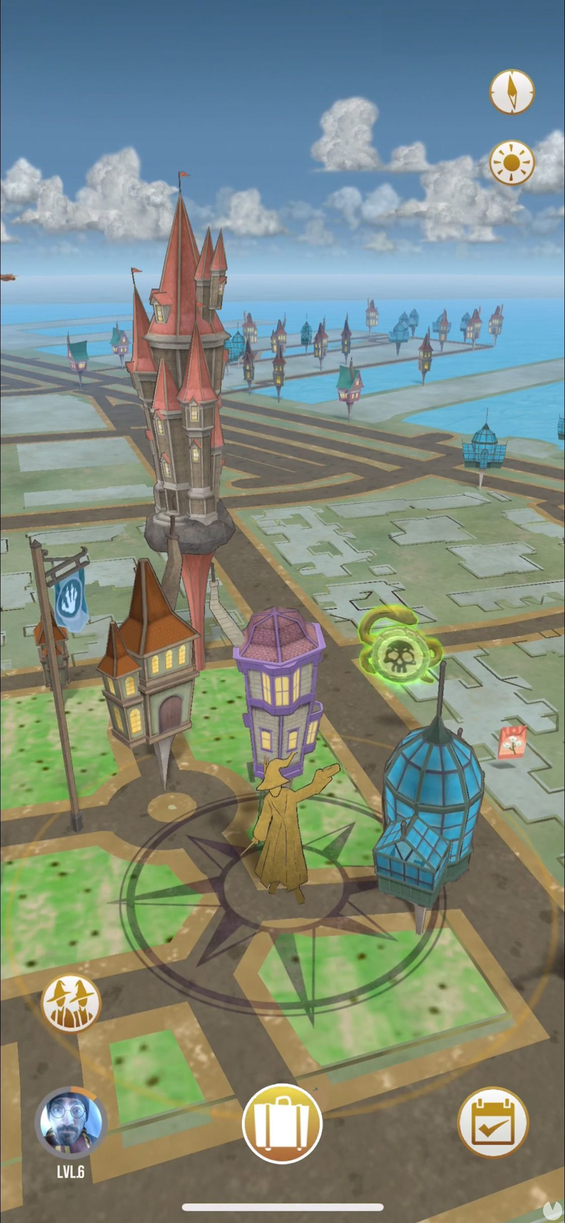 Harry Potter: Wizards Unite for iOS and Android is now available in Spain