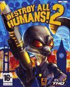 Carátula Destroy All Humans! 2 para Xbox