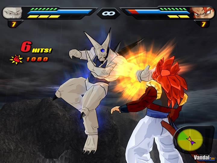 Análisis Dragon Ball Z Budokai Tenkaichi 2 - PS2