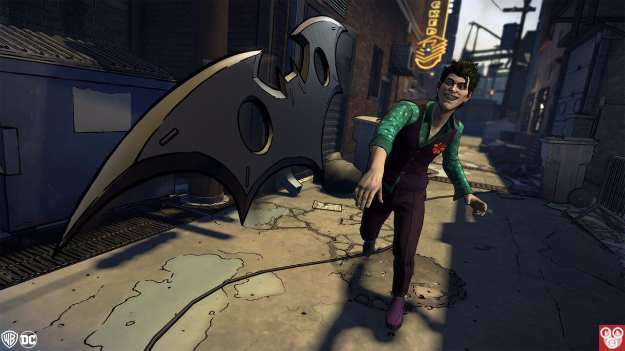 Batman: The Enemy Within - The Telltale Series   E3