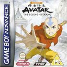 Carátula Avatar: The Last Airbender para Game Boy Advance