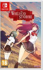 Carátula World End Syndrome para Nintendo Switch