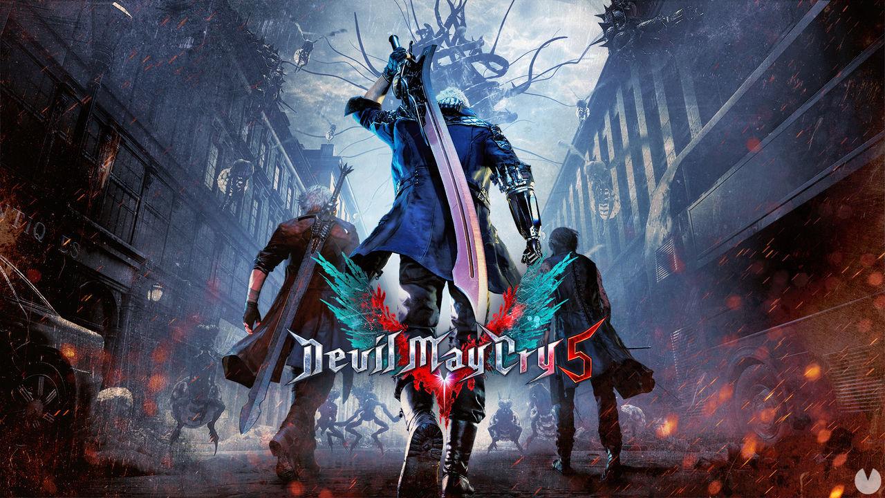 Devil May Cry 5 tendrá precuela en forma de manga