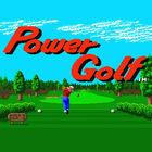 Carátula Power Golf CV para Wii U