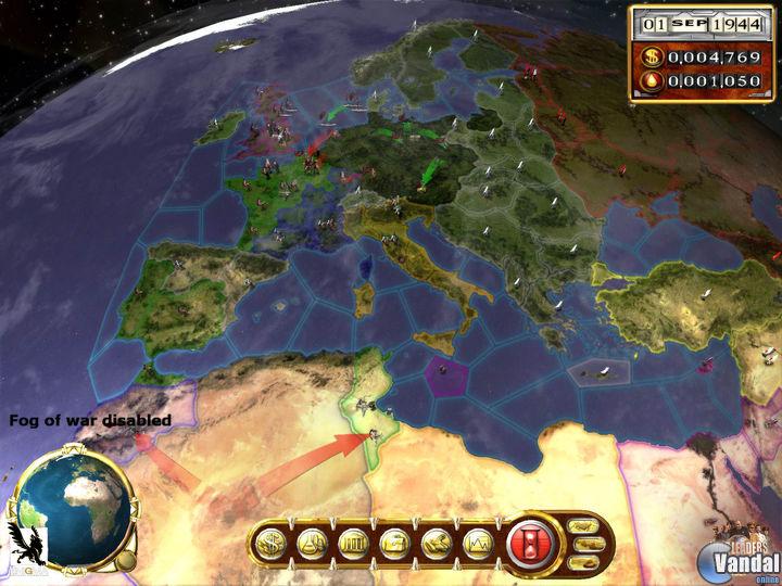 Análisis de War Leaders: Clash of Nations para Ordenador