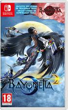 Carátula Bayonetta 2 para Nintendo Switch