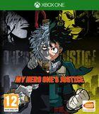 Carátula My Hero One's Justice para Xbox One