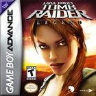 Carátula Tomb Raider: Legend para Game Boy Advance