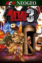 Carátula NeoGeo Metal Slug 3 para Xbox One