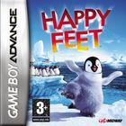 Carátula Happy Feet para Game Boy Advance