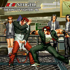Carátula NeoGeo The King of Fighters '96 para Nintendo Switch