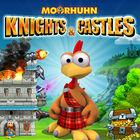 Carátula Moorhuhn Knights & Castles para Nintendo Switch