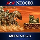 Carátula NeoGeo Metal Slug 3 para PlayStation 4