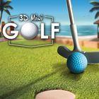 Carátula 3D MiniGolf para PlayStation 4