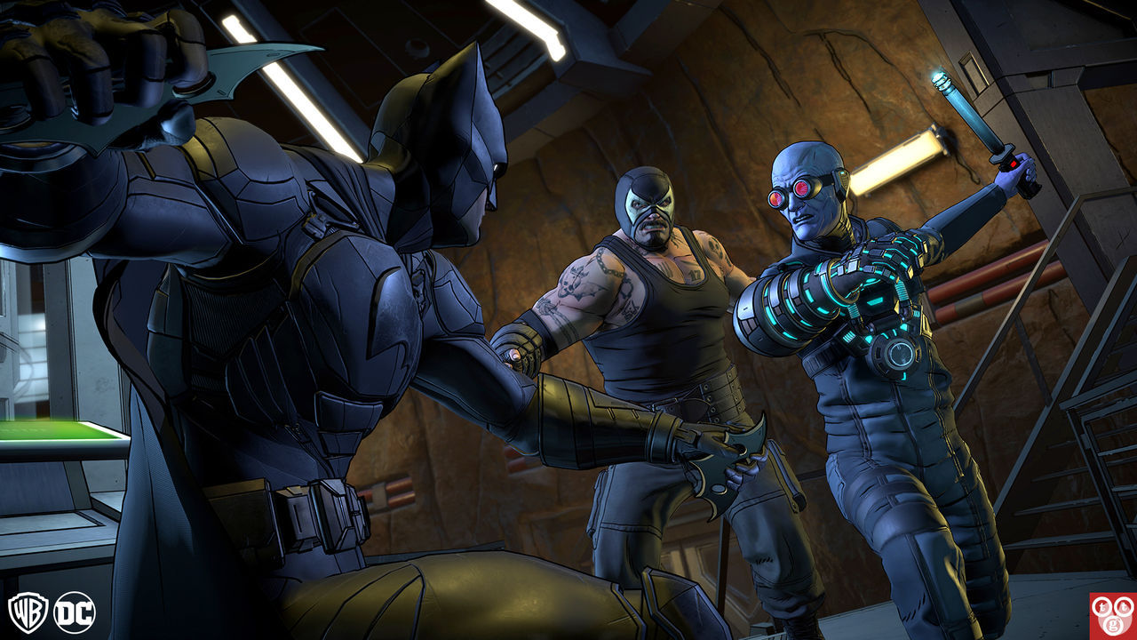 Batman: The Enemy Within - The Telltale Series | E4