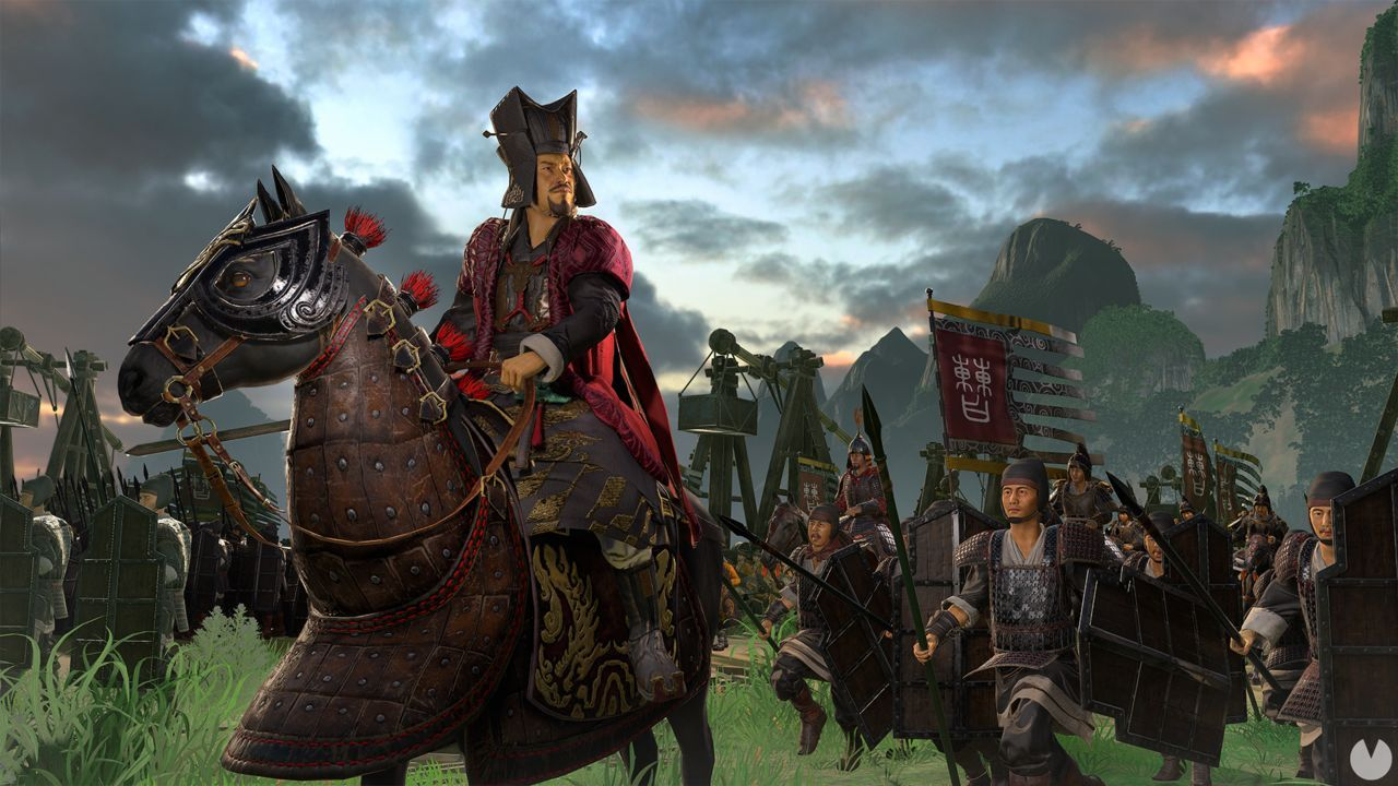 Total War: Three Kingdoms launches its new kinematics