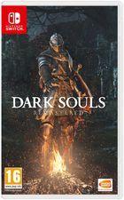 Carátula Dark Souls: Remastered para Nintendo Switch
