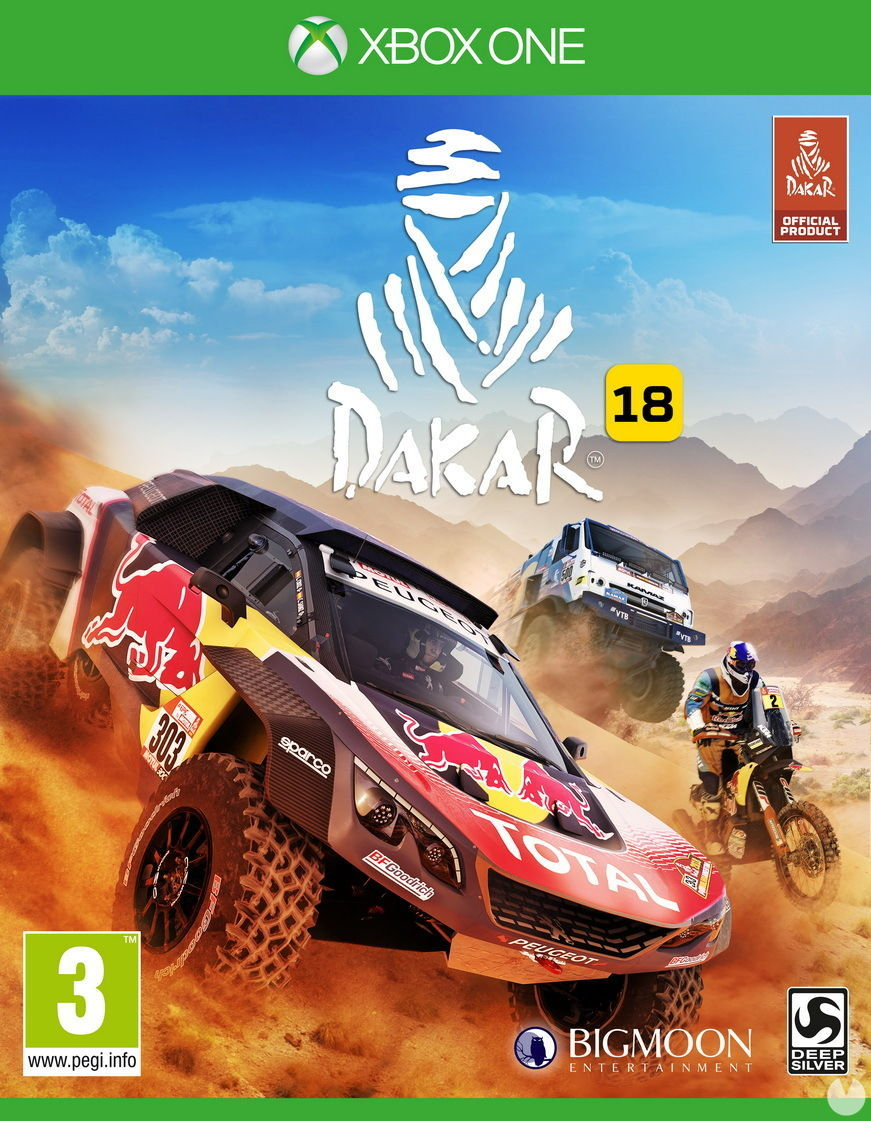 Imagen 13 de Dakar 18 para Xbox One