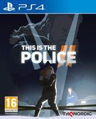 Carátula This is the Police 2 para PlayStation 4