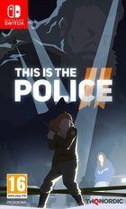 Carátula This is the Police 2 para Nintendo Switch