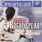 Carátula Rainbow Six: Rogue Spear para Dreamcast
