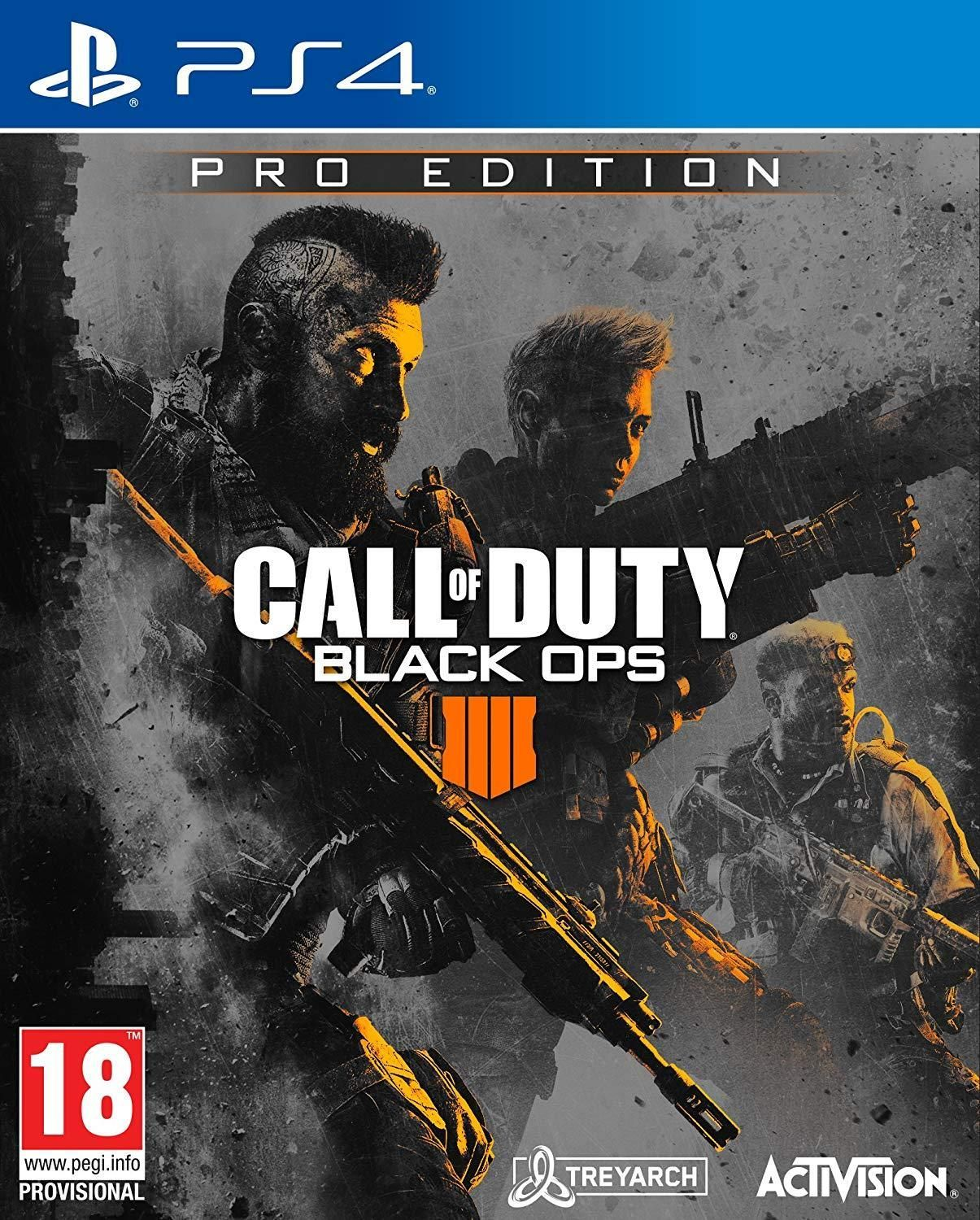 Call Of Duty Black Ops 4 Videojuego Ps4 Pc Y Xbox One Vandal