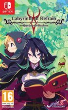 Carátula Labyrinth of Refrain: Coven of Dusk para Nintendo Switch