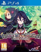 Carátula Labyrinth of Refrain: Coven of Dusk para PlayStation 4