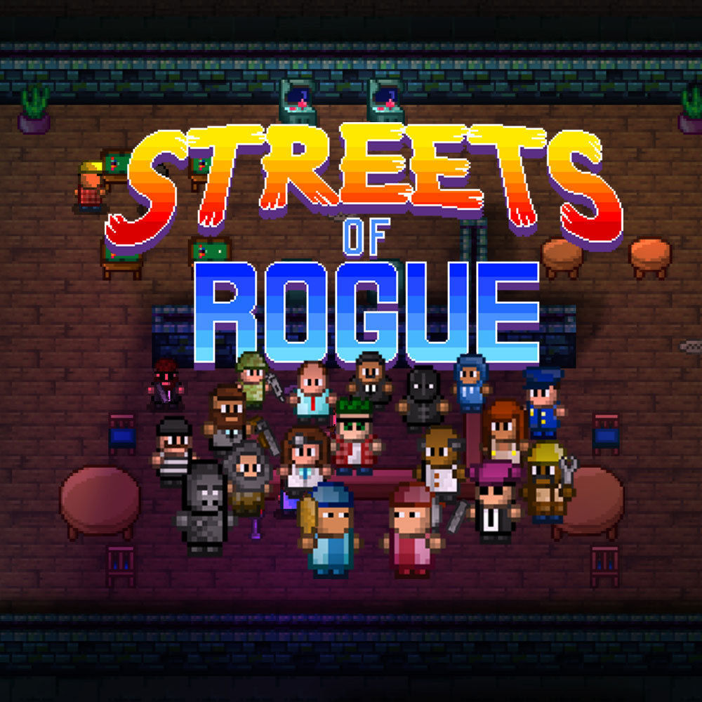 Streets of Rogue premieres launch trailer