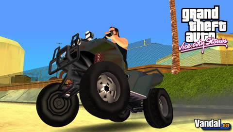 Avance Grand Theft Auto Vice City Stories Psp Vandal