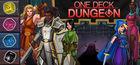 Carátula One Deck Dungeon para Ordenador