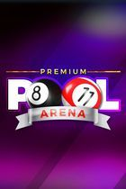 Carátula Premium Pool Arena para Xbox One