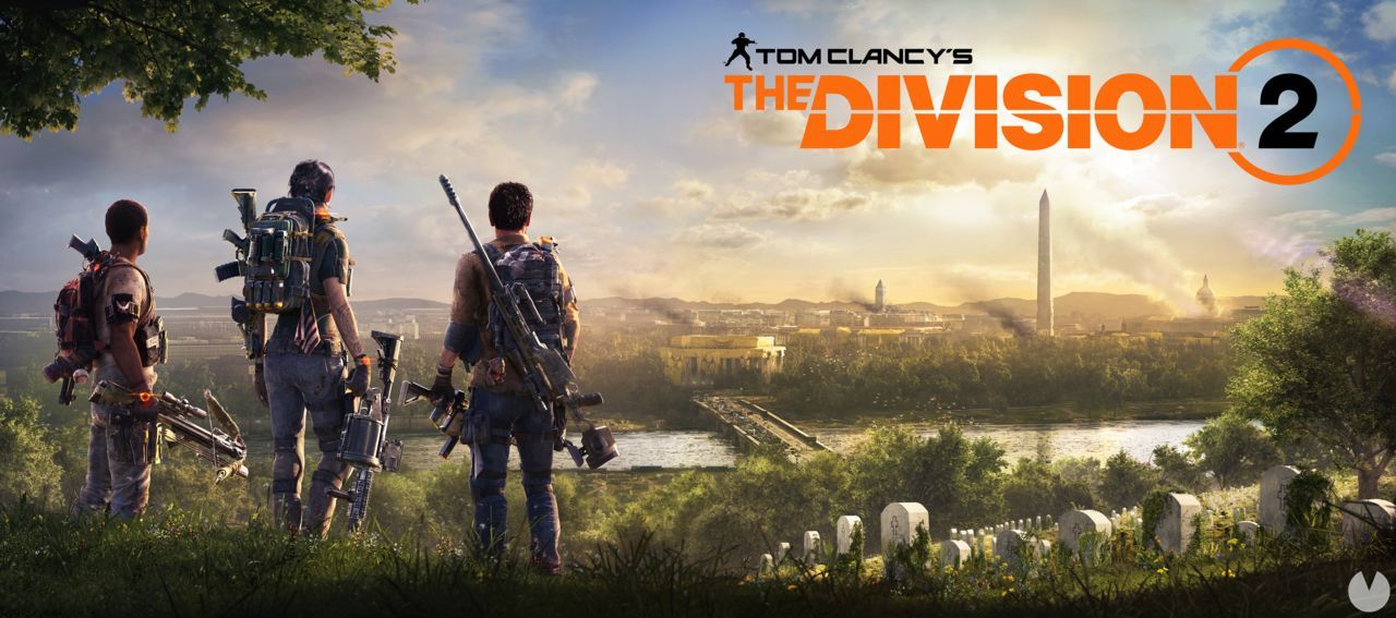 Compare The Division 2 with his trailer of presentation