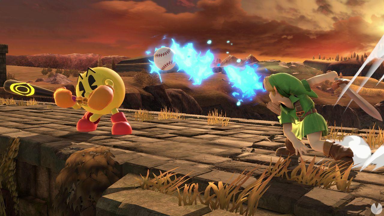 Bate de beéisbol Super Smash Bros. Ultimate